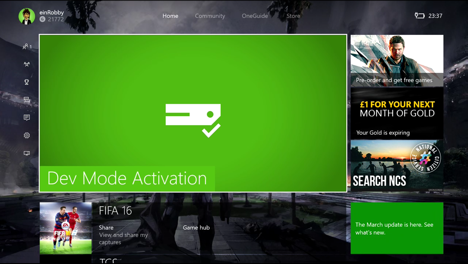DevPreviewXbox