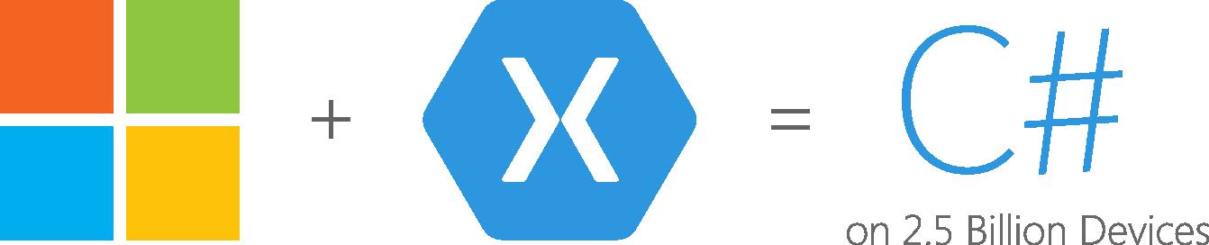 Microsoft + Xamarin = C#